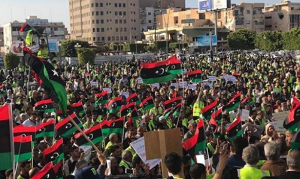 Libya'ya gönderilen paralı askerlerin nihai rotası Avrupa
