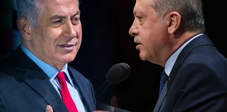 Netanyahu: Erdoğan bana Hitler dedikçe ticaretimiz büyüyor