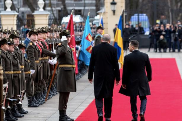 Rus basını Erdoğan'ın selamıyla kaynıyor: Nazi işbirlikçilerinin selamı