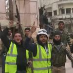 Rusya: Beyaz Miğferler yeni bir 'kimyasal saldırı' kurgusu filme aldı