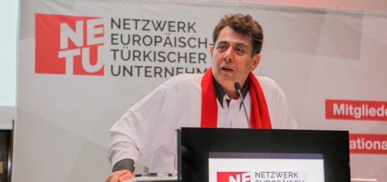 Karakaya: Avrupalı Türk İşletmeleri ekonominin vazgeçilmez aktörleridir