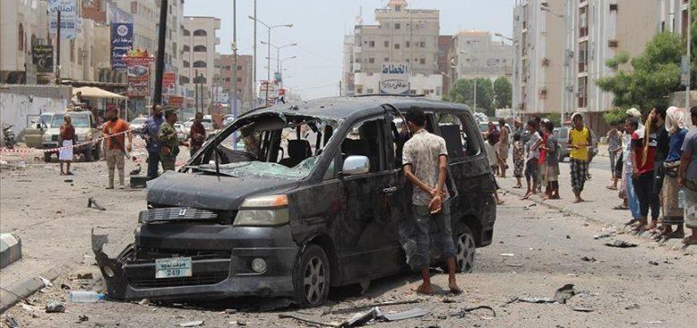Yemen Savunma Bakanı'nın konvoyuna saldırı: 6 ölü