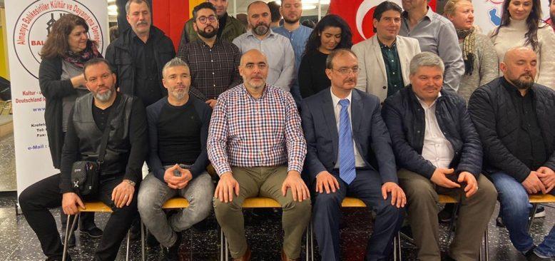 Kemal Kanıkurumaz, yeniden başkan seçildi