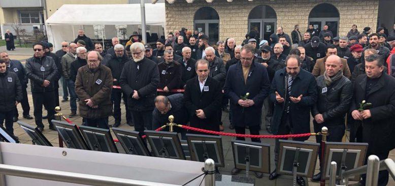 Hanau kurbanları Duisburg'da anıldı