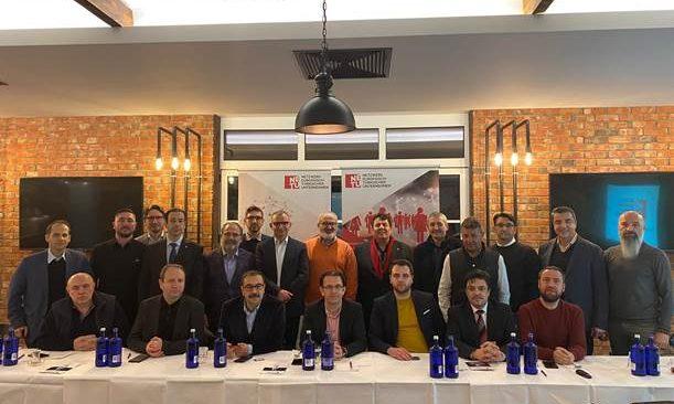 NETU Şubeleri Genişletilmiş Yönetim Kurulu Toplantısında buluştu