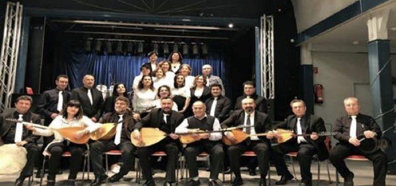 Bremen Dostluk Korosundan 20. Yıl konseri
