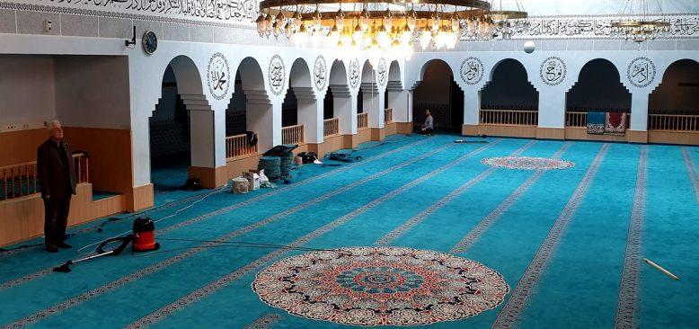 Nürnberg, Eyüp Sultan camisi yenilendi