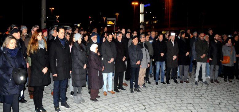 Hanau kurbanları Nürnberg`de anıldı