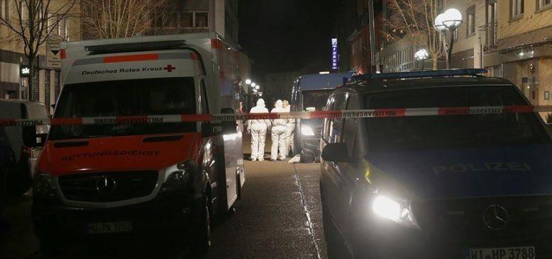 Almanya`da terör saldırısında öldürülenlerin kimlikleri belirlendi