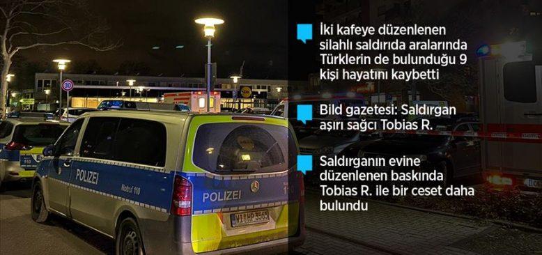 Aşırı sağ terörü Türkleri hedef aldı: Ölü  sayısı 11'e yükseldi