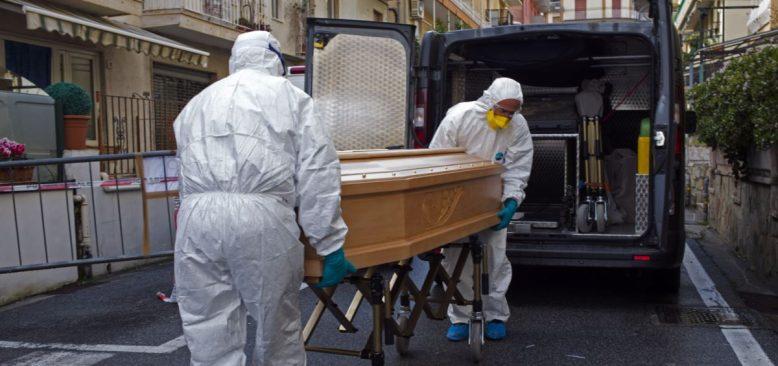 İtalya'da Kovid-19'dan ölenlerin sayısı 5 bin 476'ya yükseldi