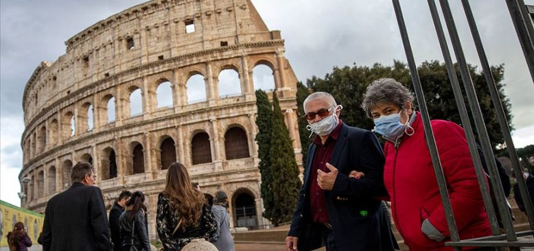 İtalya'da Kovid-19'dan ölenlerin sayısı 107'ye ulaştı