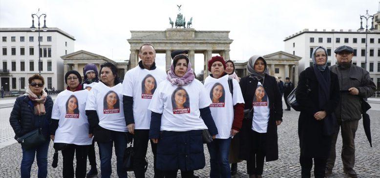 PKK tarafından kızı kaçırılan Maide T: