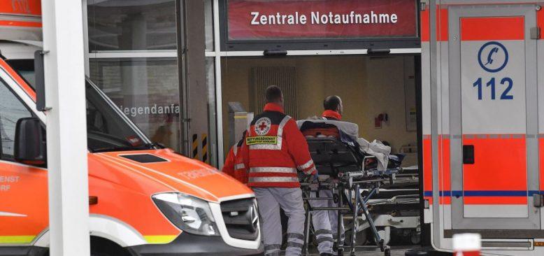 Almanya'da Corona Paniği Artıyor