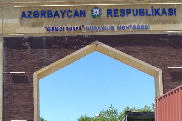 Azerbaycan'la kara ve hava yolu ulaşımı durduruldu