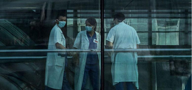 Fransa'da Bir Doktor Corona Virüsü Nedeniyle Öldü