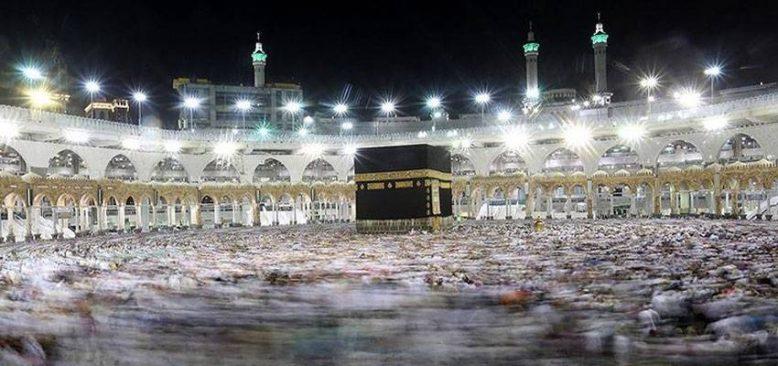 Suudi Arabistan, koronavirüs nedeniyle Kabe'nin etrafındaki tavaf alanını kapatıyor