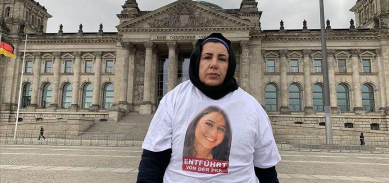 PKK tarafından kaçırılan kızını geri istiyor