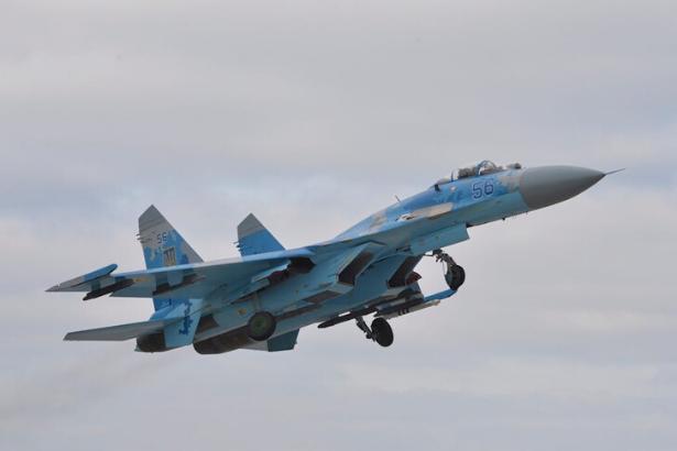 Rus askeri uçağı Karadeniz'de düştü