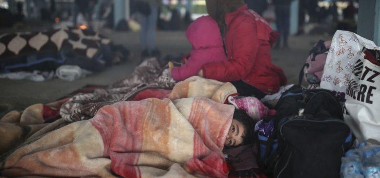 Sınıra Göçmen Akını Sürerken AB Konuyu Masaya Yatırıyor