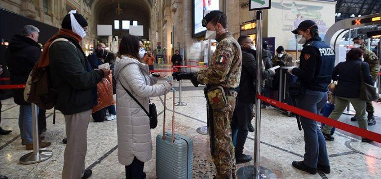 Koronavirüs salgını Schengen'i tehlikeye atıyor