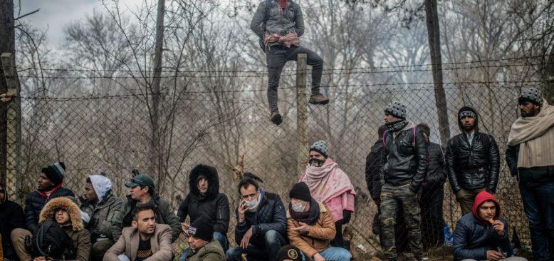 Yunanistan ve Bulgaristan Sınırına Göçmen Akını Sürüyor