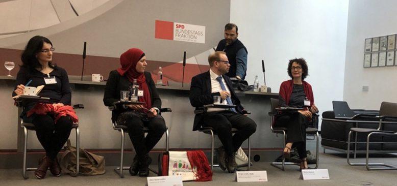 SPD`den Berlin`de İslam Konferansı