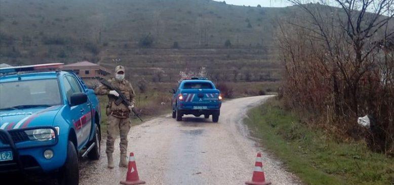 Van'da 2 yerleşim yeri karantinaya alındı