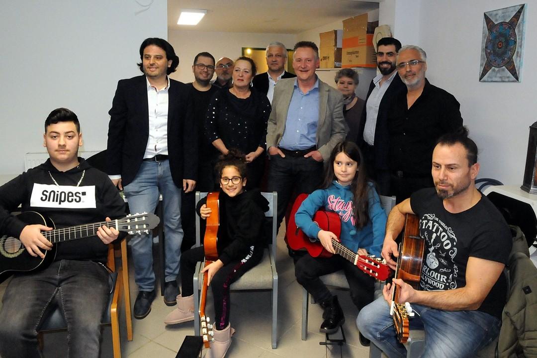 Fürth Türk Kültür Derneği'ne, belediyeden 10 bin Euro yardım