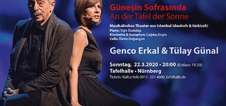 Nürnberg Türk Alman Film festivalinde özel tiyatro da var