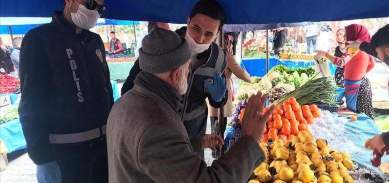 Türkiye'de yeni koronavirüs tedbirleri