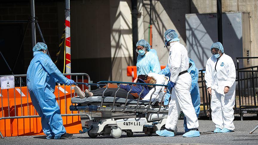 Dünya genelinde koronavirüsten ölenlerin sayısı 50 bini aştı