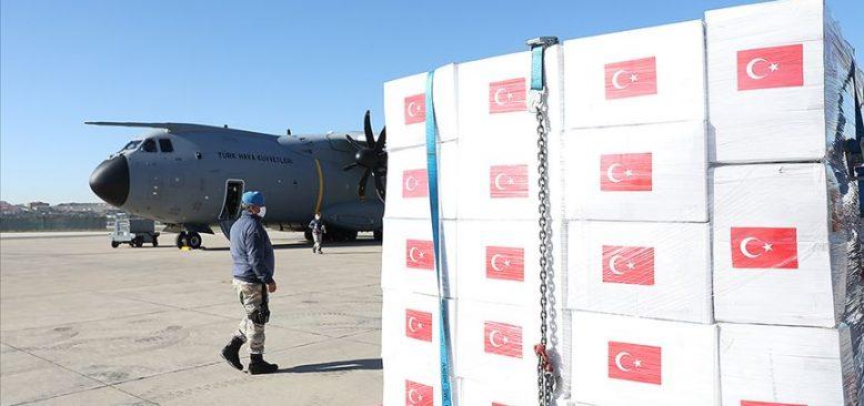 İngiltere ve Rusya Sağlık Bakanlarından Türkiye'ye teşekkür