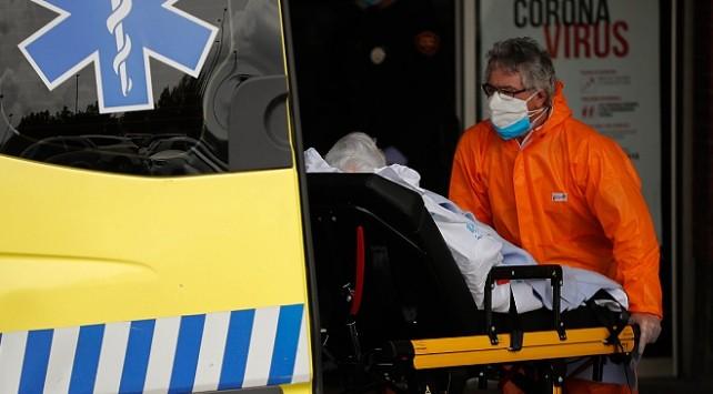 İspanya'da 410 kişi daha koronavirüsten hayatını kaybetti