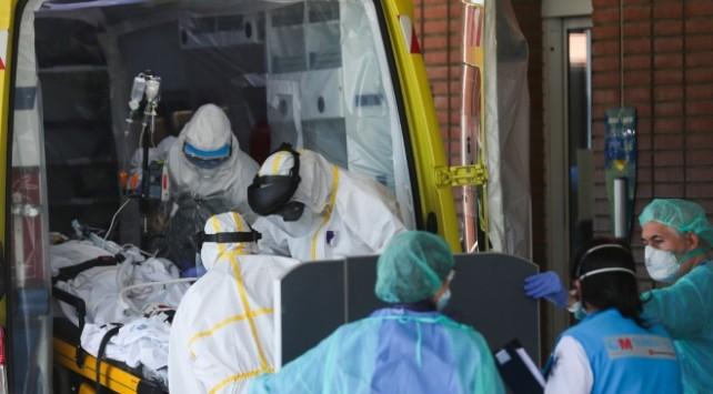 İspanya'da can kaybı 24 bini aştı
