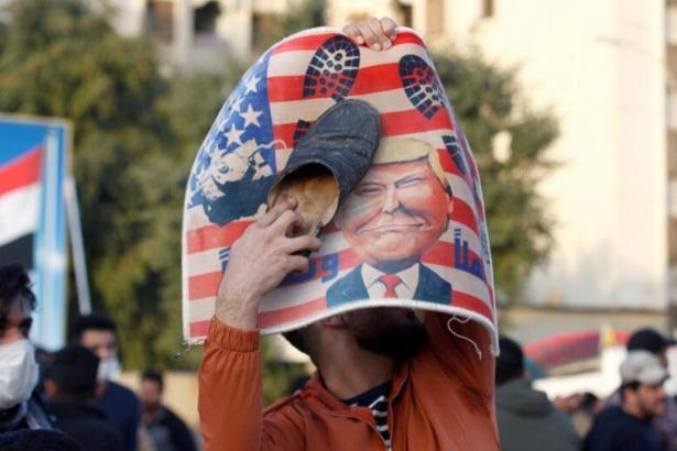 ABD önderliğindeki koalisyon Irak'ta bir üssü boşaltıyor