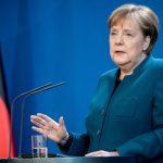 Almanya'da Merkel'in Corona Krizi Liderliğine Övgü