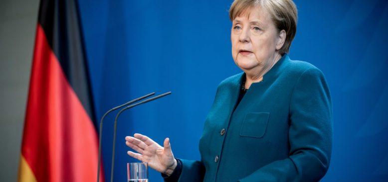 Merkel Almanya'nın Normalleşme Planını Açıkladı
