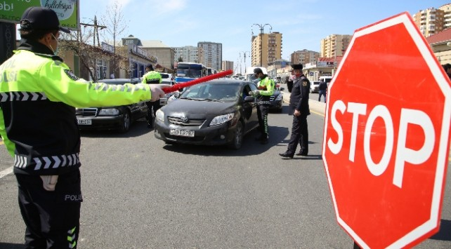 Azerbaycan'da karantina uygulaması uzatıldı