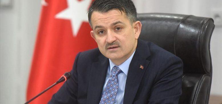 'Türkiye'de gıda arz güvenliğinde sıkıntı yok'