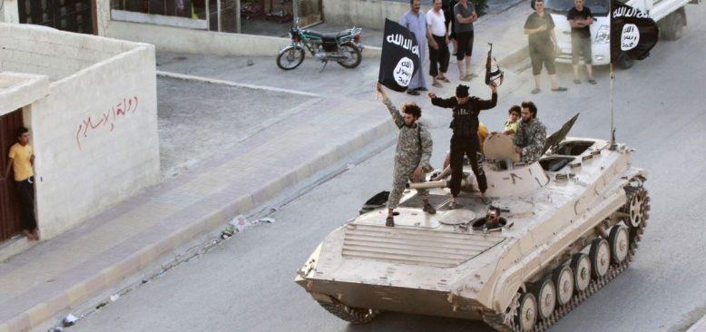 IŞİD'in Aranan İsimlerinden Biri İspanya'da Yakalandı