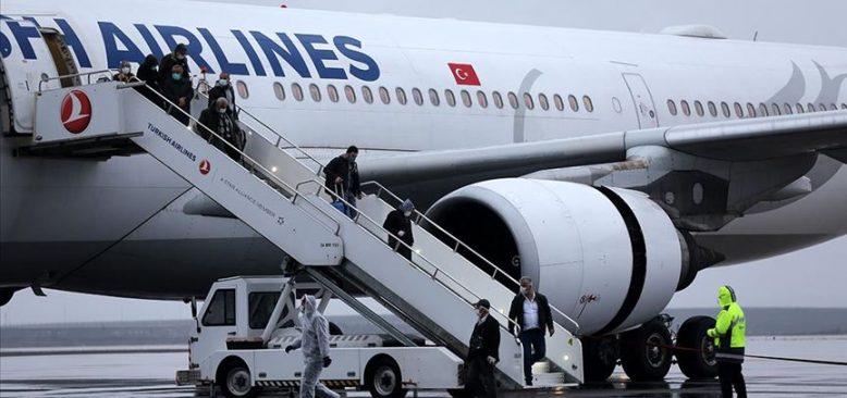 Almanya'daki Türk vatandaşları Kayseri ve Sivas'a getirildi