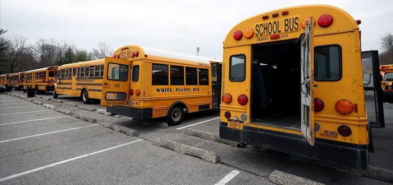 New York'ta okullar eylüle kadar kapalı kalacak