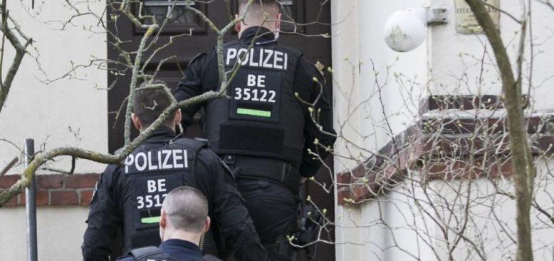 Almanya'da IŞİD Operasyonu