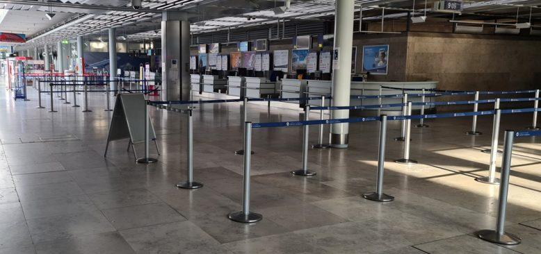 Havalimanlarına korona kuralları geliyor