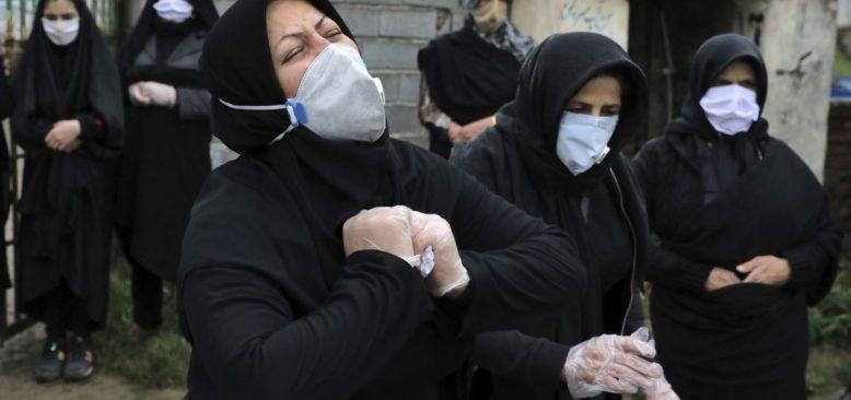 İranlı Doktorlar: ''Hükümet Uyarıları Görmezden Geldi''