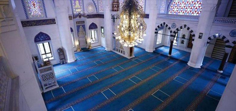 Almanya'da camilerin yeniden açılması için hazırlıklar tamamlandı