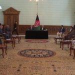 Afganistan'da Gani ve Abdullah Arasında Uzlaşma