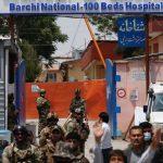 Afganistan'da Hastaneye ve Cenaze Törenine Saldırı