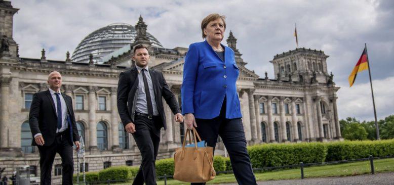 Almanya'nın Sınırları Kademeli Açma Kararı Tatilcileri Umutlandırdı